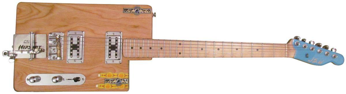 Will Ray's Bottom Feeder: JSW Cutaway Guitar