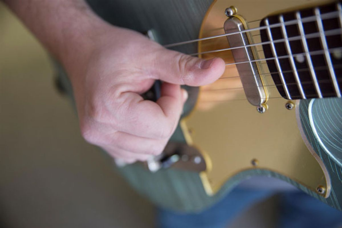 Ditch the Pick: Exploring the Tone in Your Hands