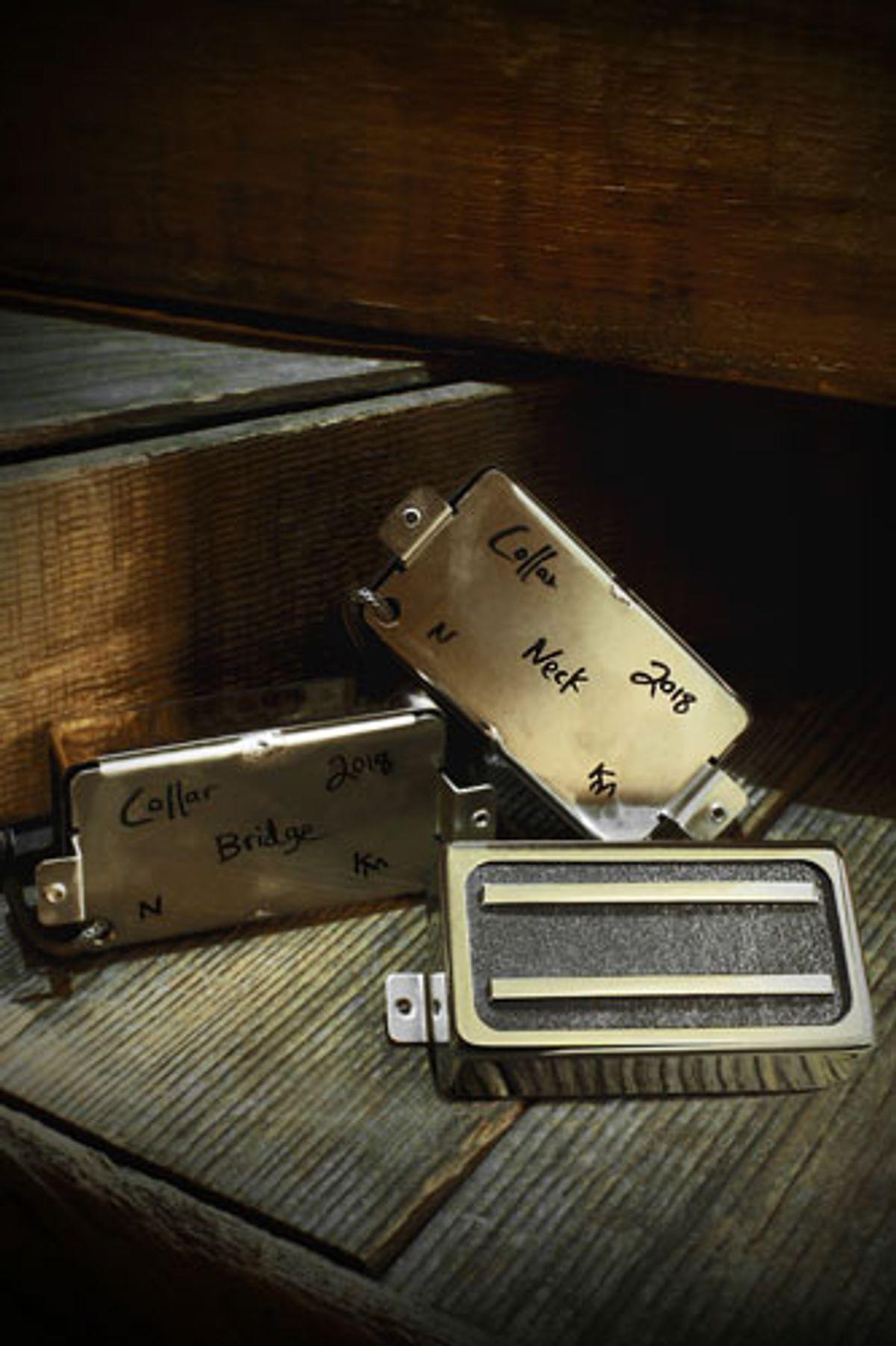 Lollar Announces Release of dB Humbucker Pickup