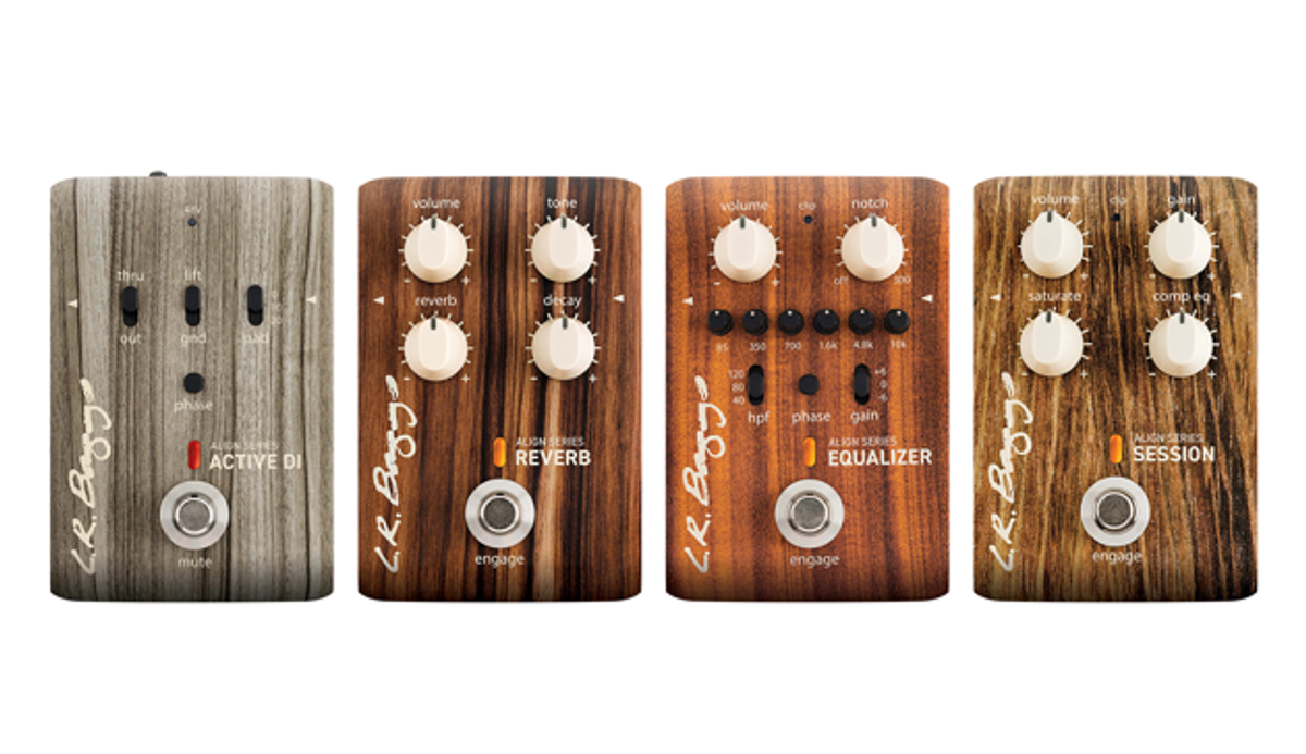 L.R. Baggs Unveils the Align Series
