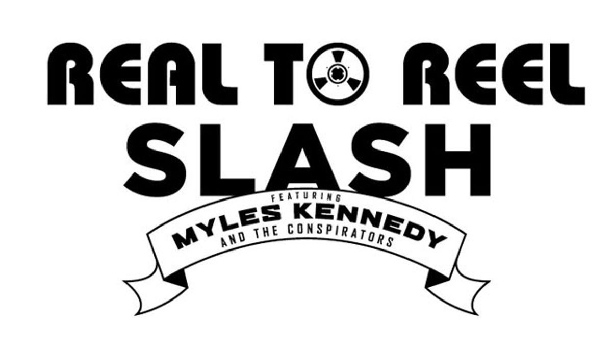"""Ernie Ball and Slash Announce """"Real to Reel with Slash"""" Web Series"""
