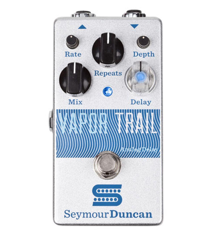 Seymour Duncan Introduces the Vapor Trail Delay