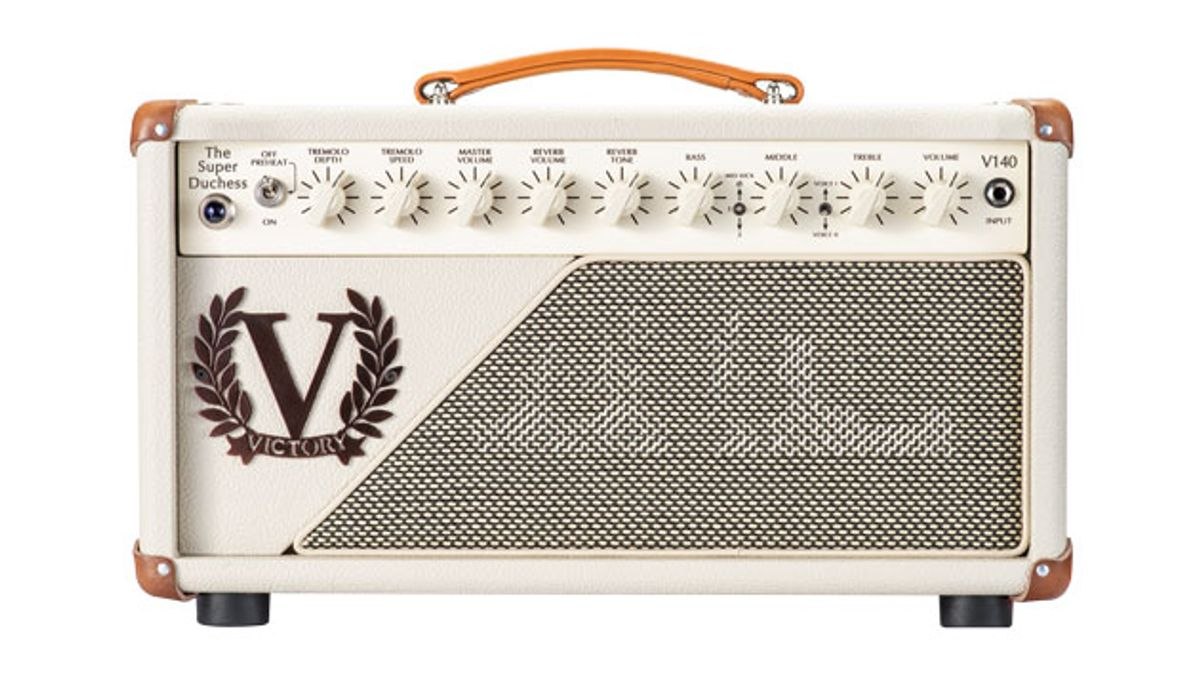 Victory Amps Releases the V140 Super Duchess