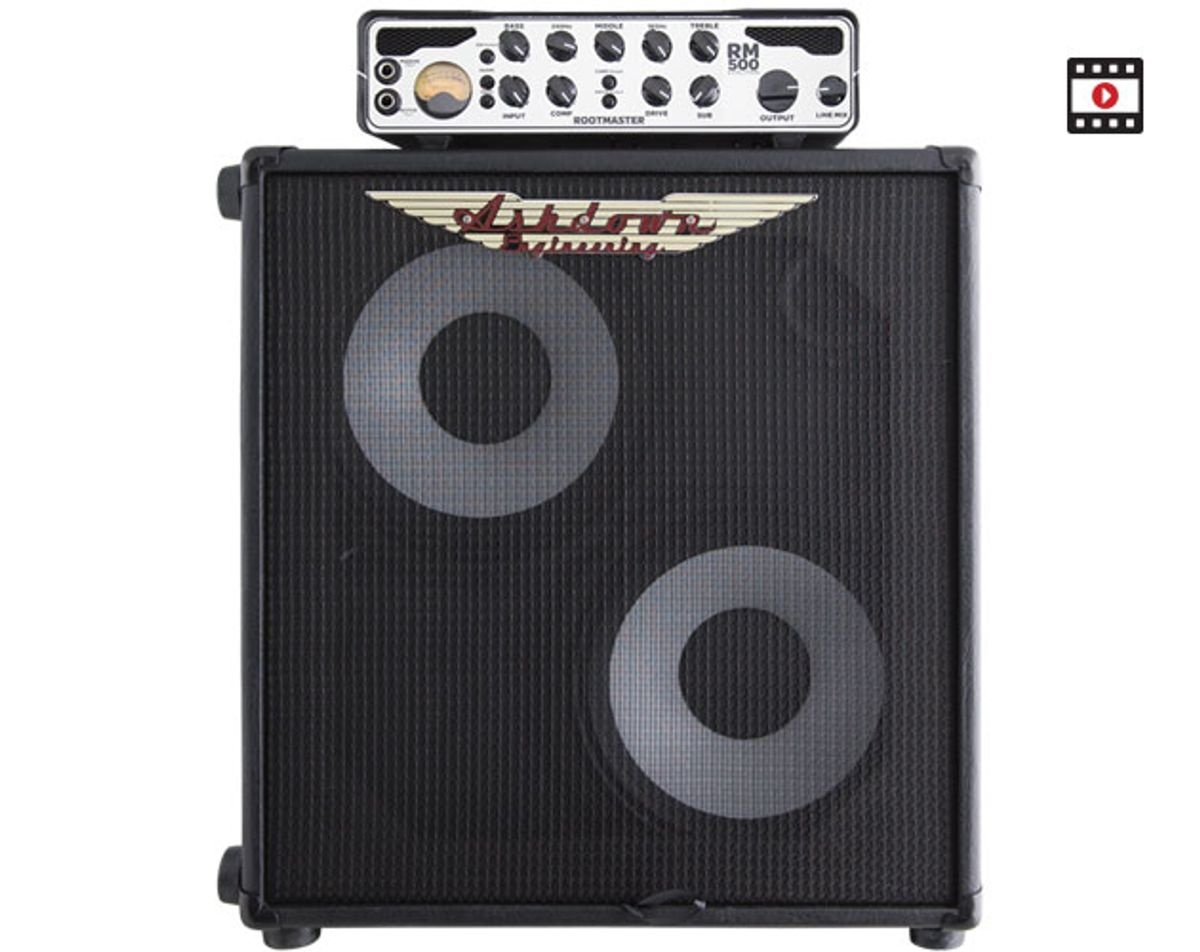 Ashdown Rootmaster RM-500-EVO and RM-210T-EVO Review