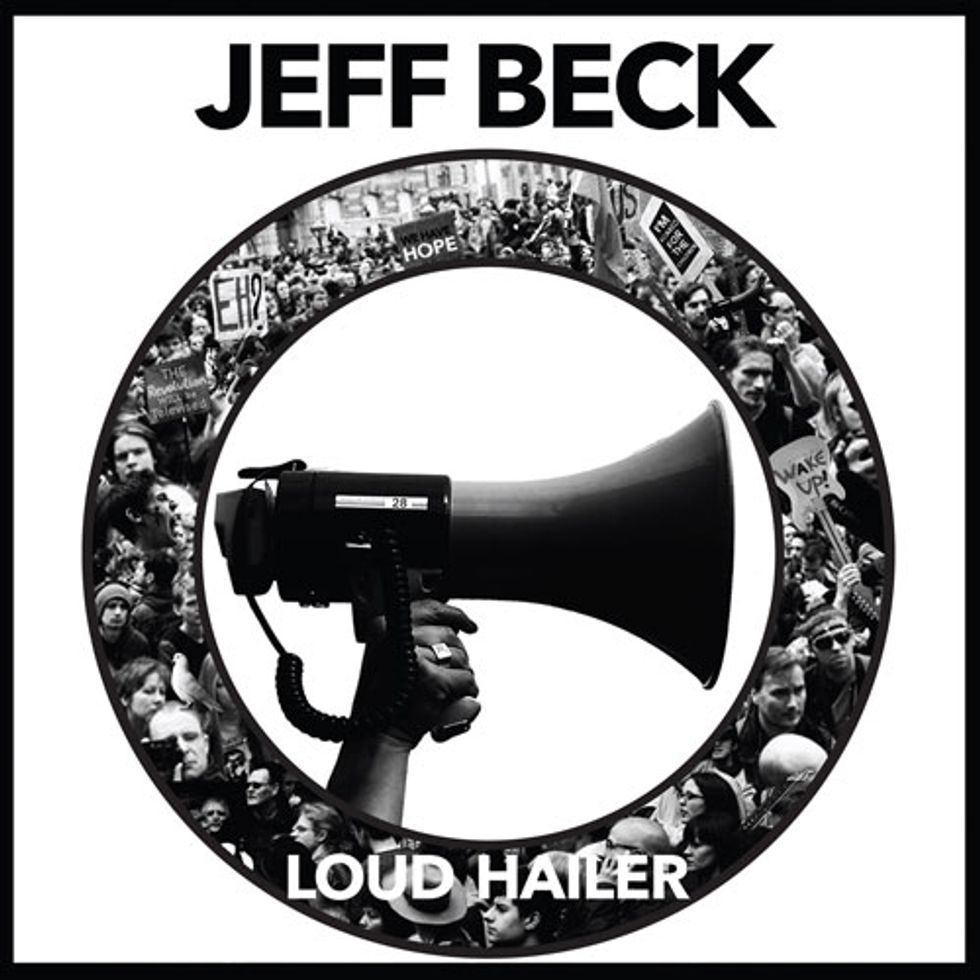 chroniques personnelles - Page 3 JeffBeck_LoudHailer-Cover_WEB