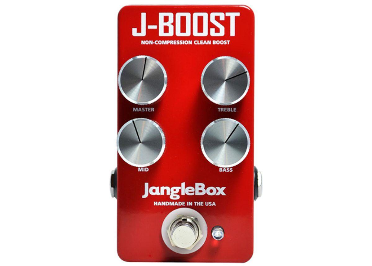 JangleBox Introduces the J-Boost