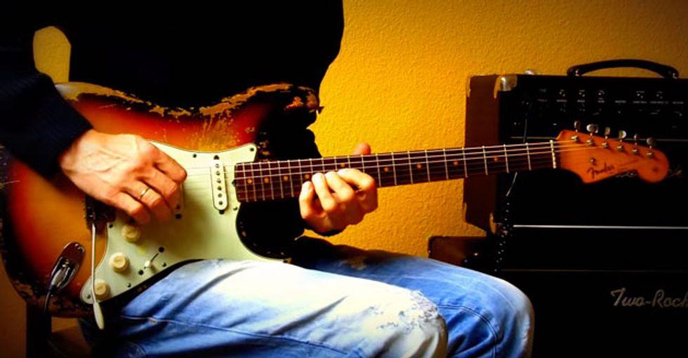 beyond blues 8 essential turnarounds premier guitar. Black Bedroom Furniture Sets. Home Design Ideas