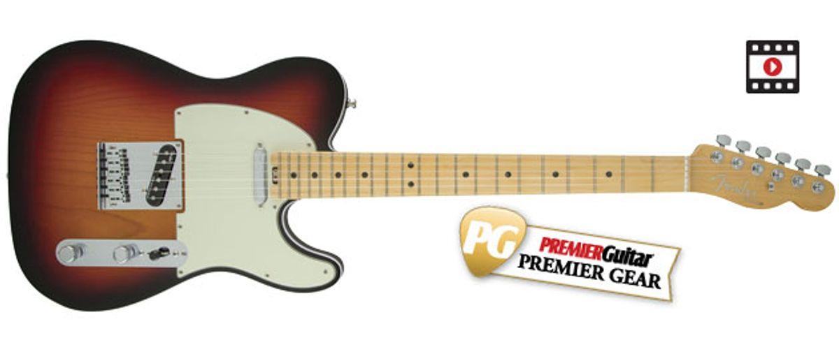 Fender American Elite Telecaster Review