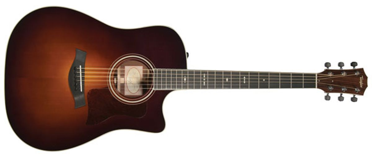 Taylor 710ce Rosewood Acoustic Guitar Review
