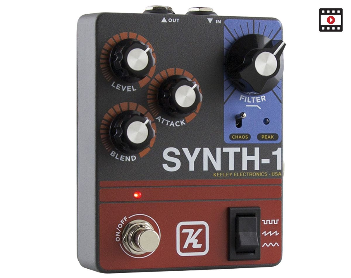 Keeley Synth-1 Review