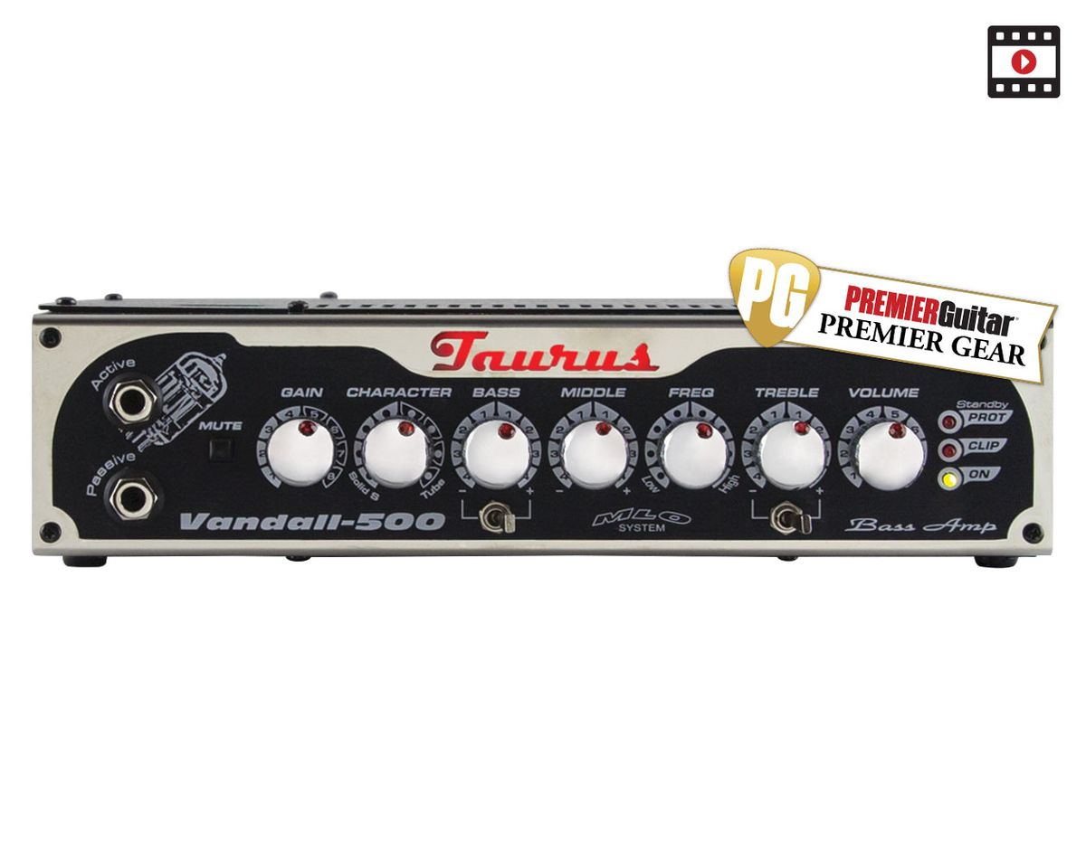 Taurus Vandall-500 Review