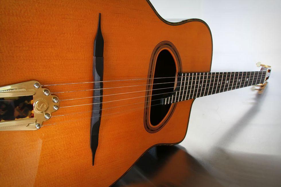 Decoding Django's Gypsy Chords