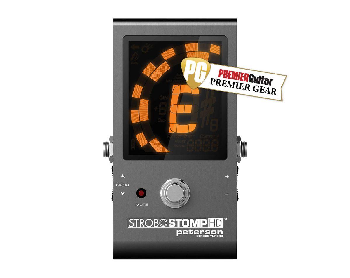 Quick Hit: Peterson StroboStomp HD Review