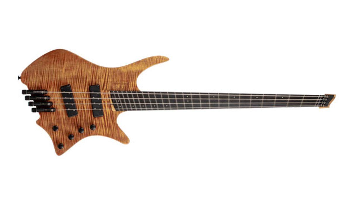 Strandberg Introduces the Boden Bass Series