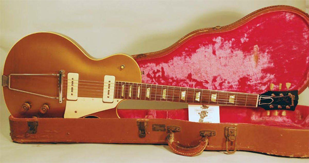 1952 Gibson Goldtop Les Paul