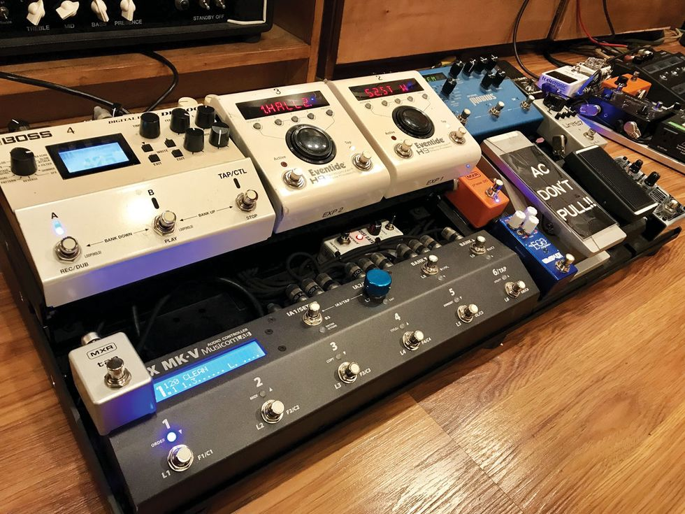 Tone Tips: Switch On, Tap Off