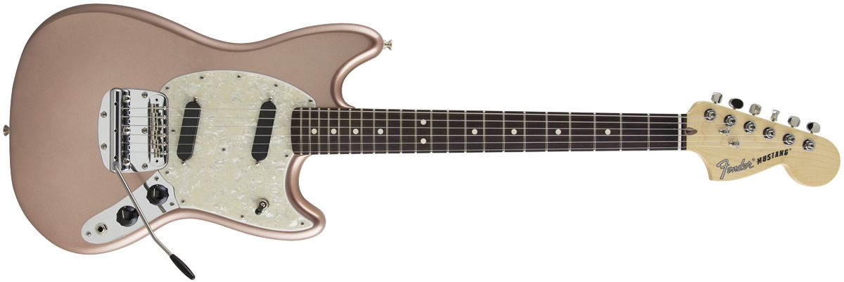 Fender American Performer Mustang Review