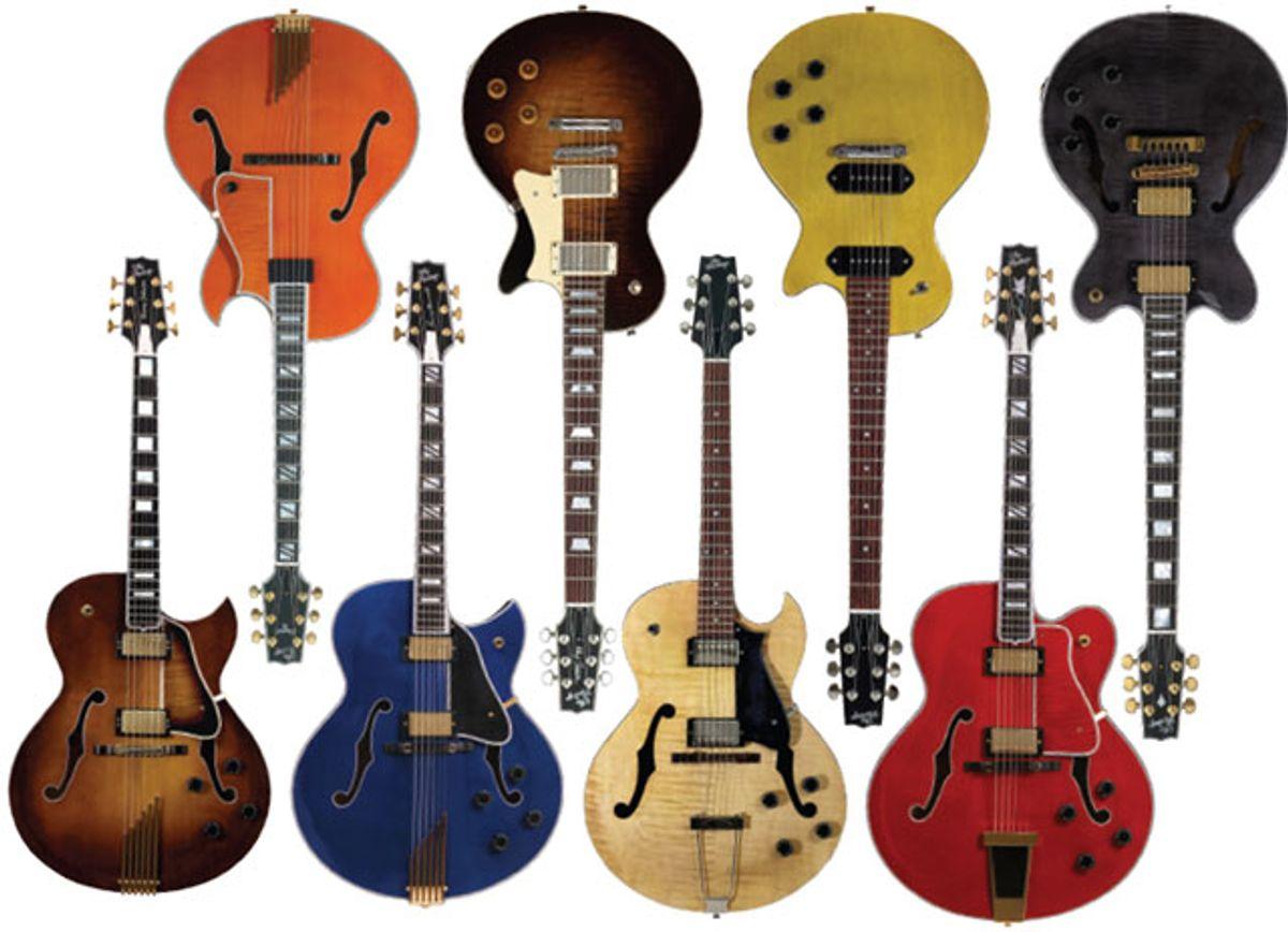 Builder Profile: Heritage Guitar