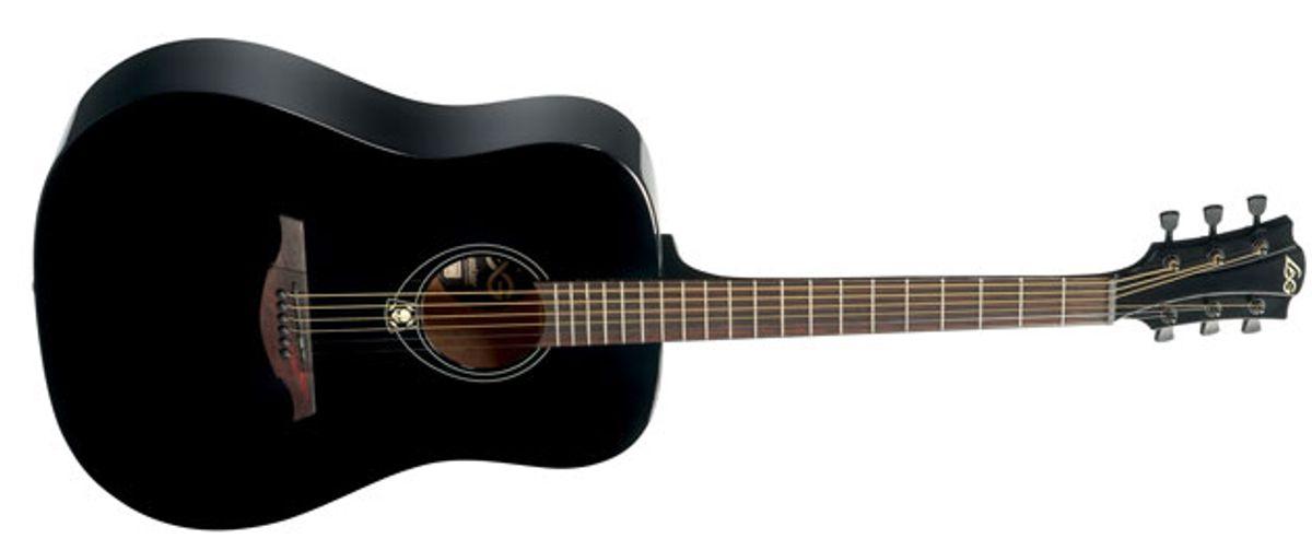 Lâg Guitars Releases Dark Series and Occitania Nylon String Series