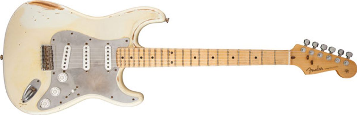 Fender Custom Shop Introduces the Nile Rodgers Hitmaker Stratocaster