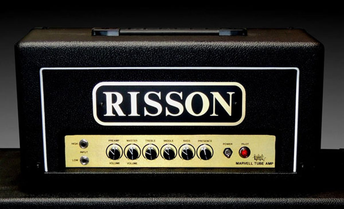 Risson Amplifiers Announces the Cyclone 100