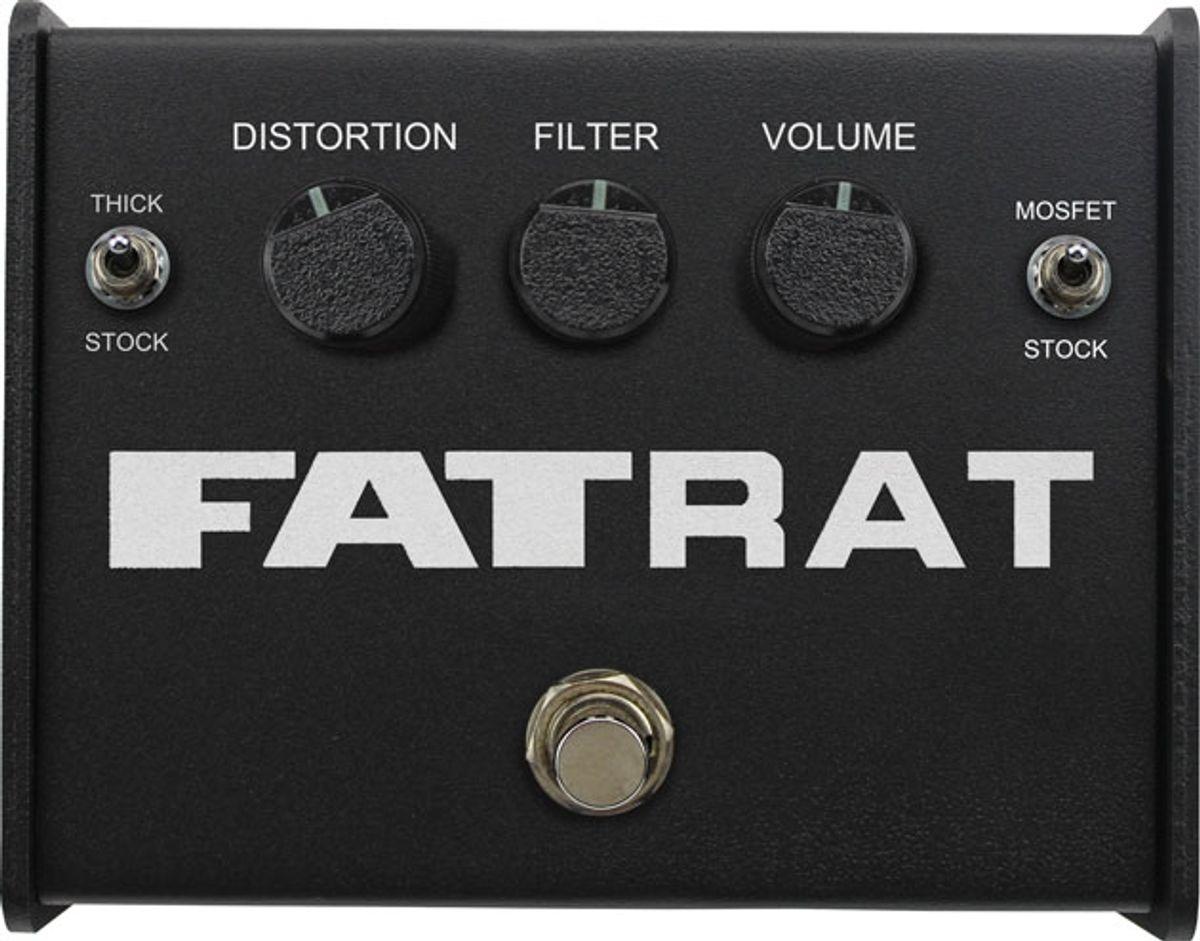 RHC Holdings Announces Fat Rat Pedal
