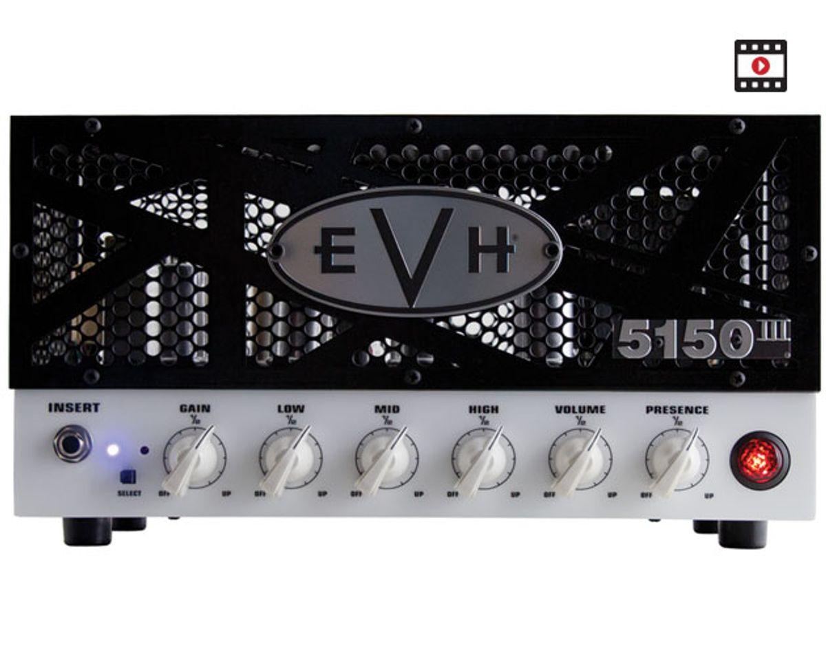 EVH 5150 III LBX Review