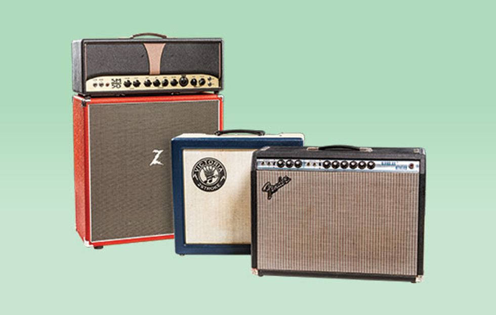 How to Buy a Used Amp | Premier Guitar