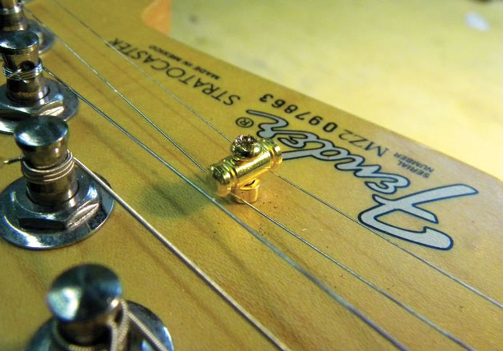 Guitar Shop 101: Happy Little (String) Trees