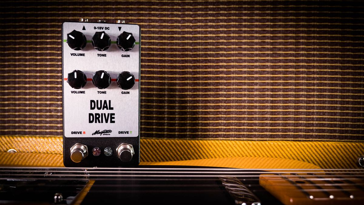 Magnetic Effects Introduces the Dual Drive