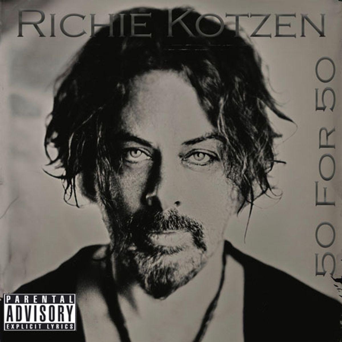 Richie Kotzen Announces 50-Song Album