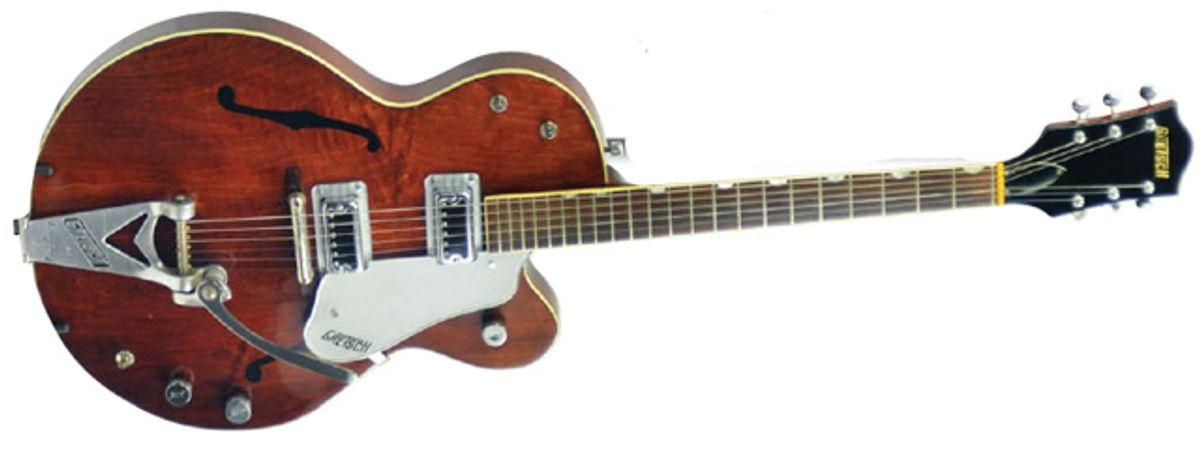 1962 Gretsch Chet Atkins Tennessean & 1992 Gibson Chet Atkins Tennessean
