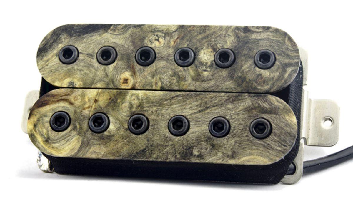 Triad Custom Guitars Introduces the Nemesis Humbucker