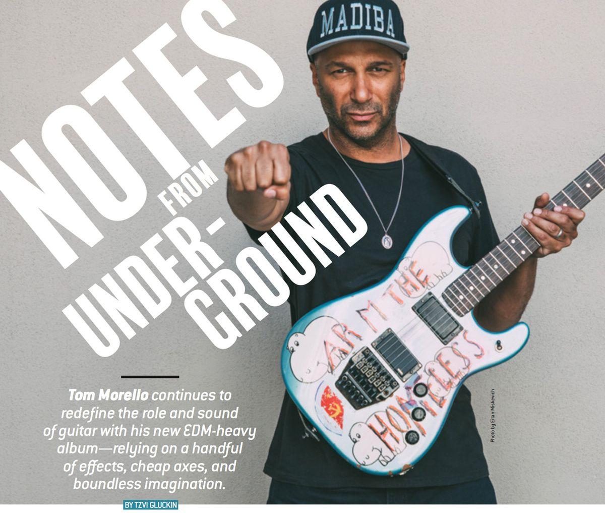 Tom Morello's 'The Atlas Underground'