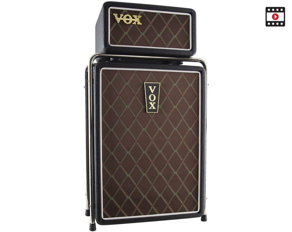 Vox Mini Superbeetle Review | Premier Guitar