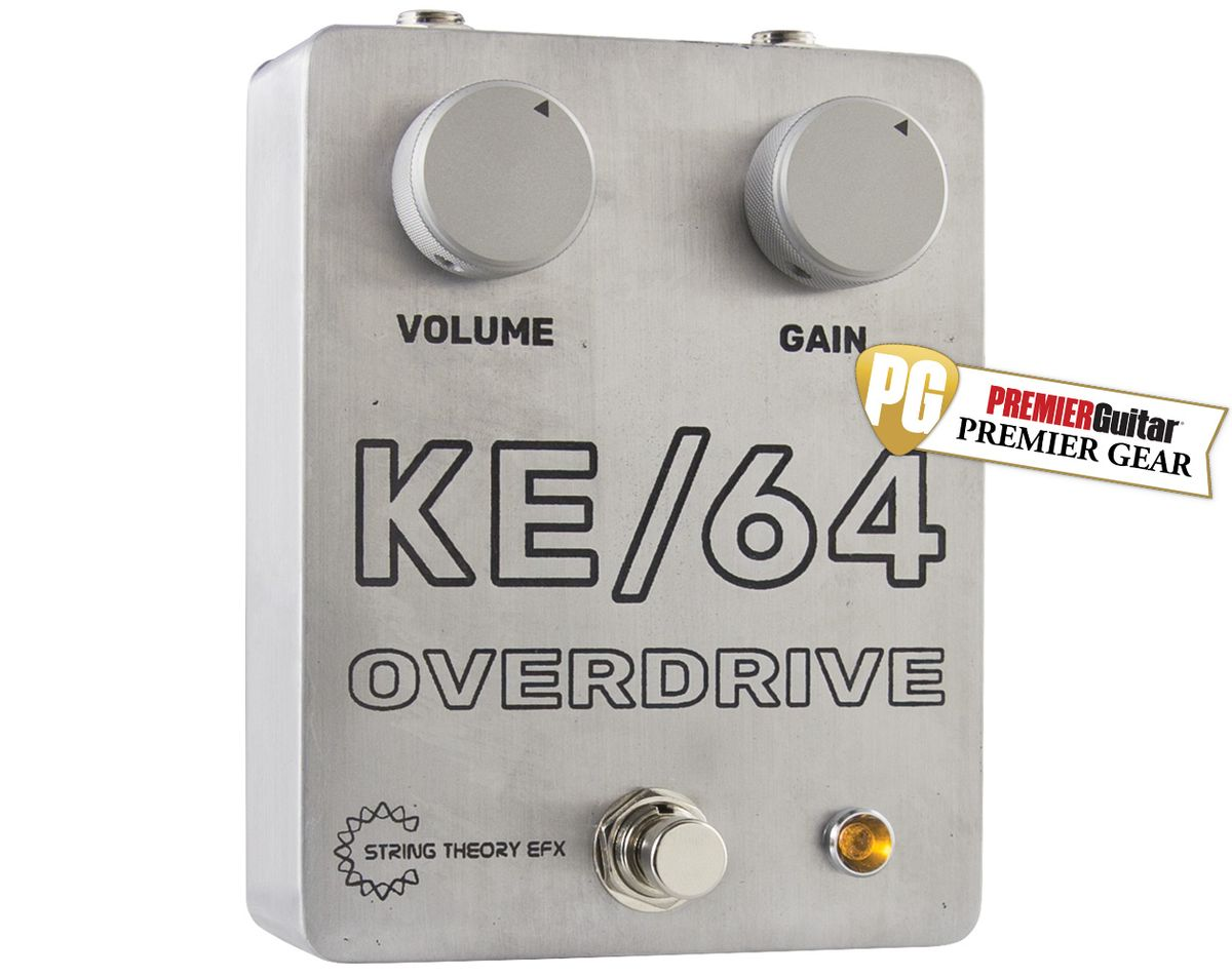 Quick Hit: String Theory EFX KE/64 Overdrive Review