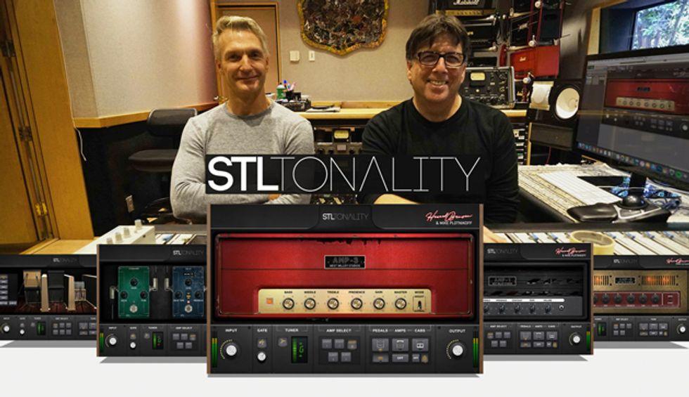 STL Tones Unveils the Howard Benson Guitar Plug-In Suite | Premier