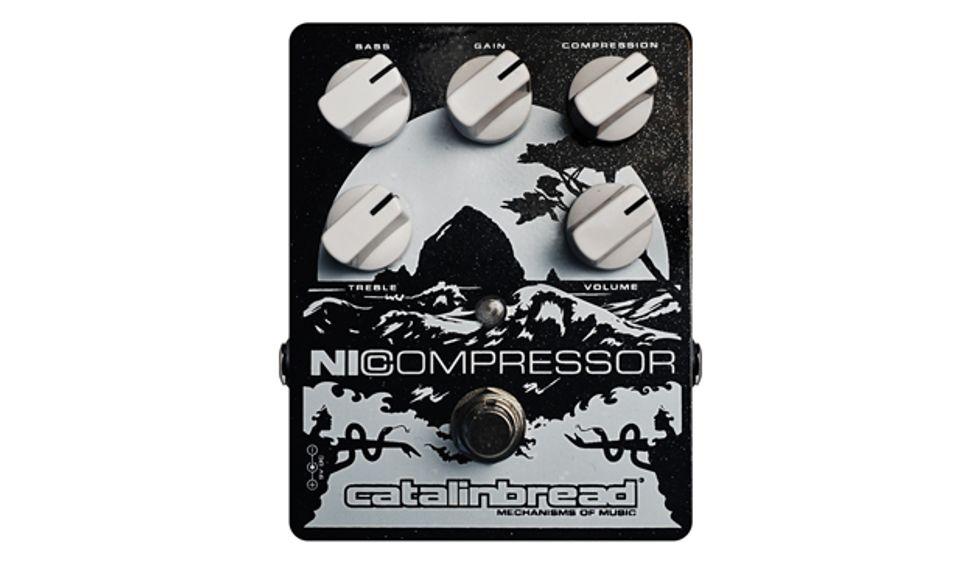 Catalinbread Introduces the NiCompressor