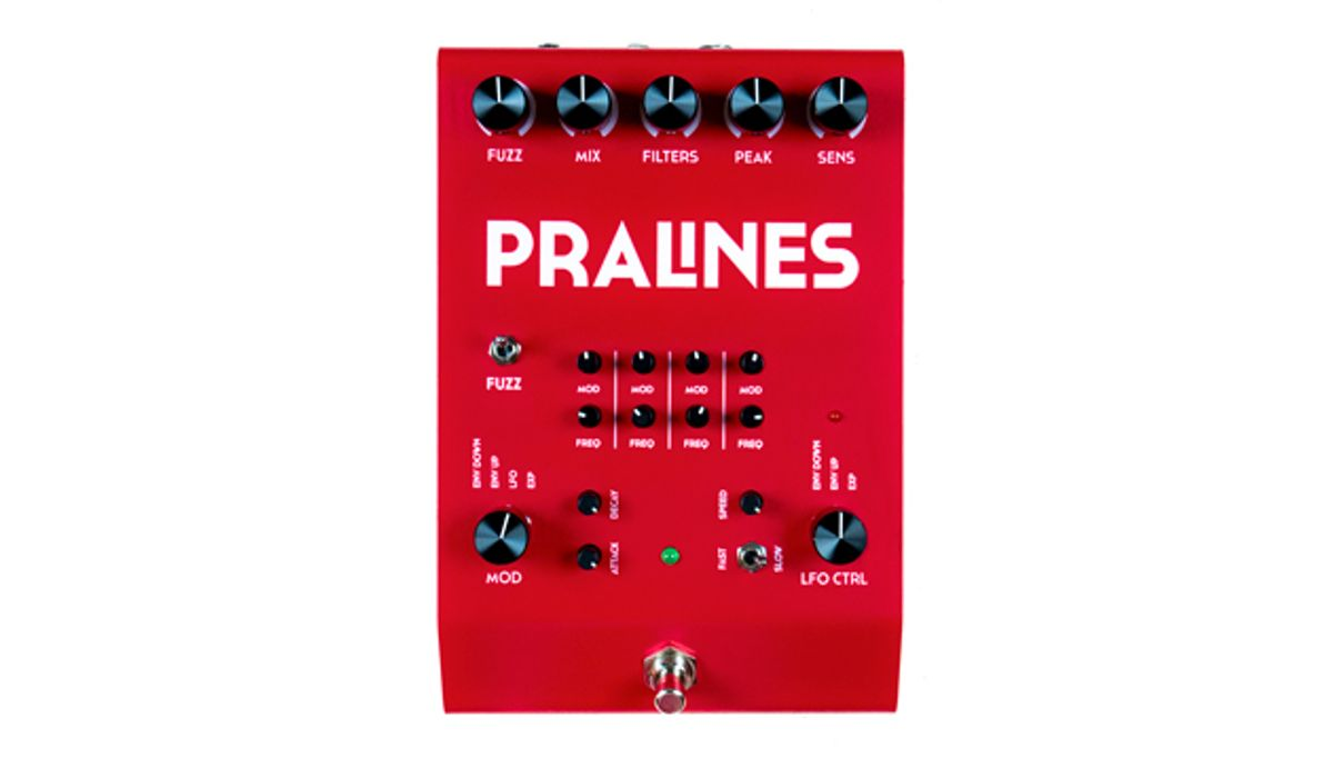 Glou-Glou FX Releases the Pralines