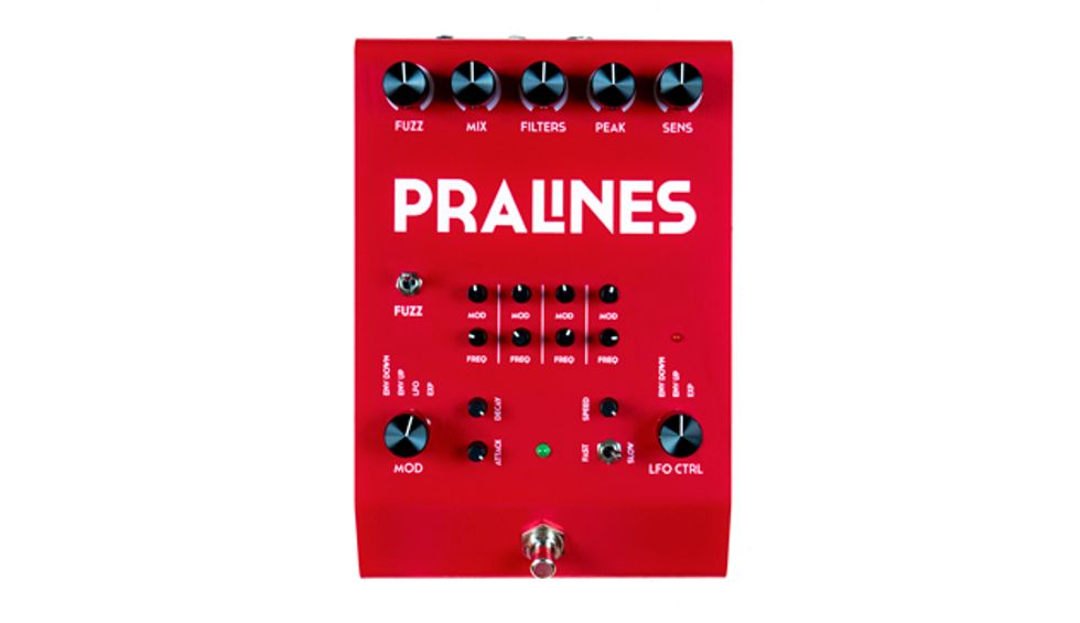 Glou-Glou FX Releases the Pralines