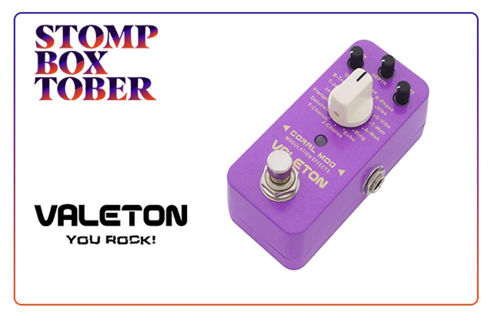 Stompboxtober Day #21: Valeton