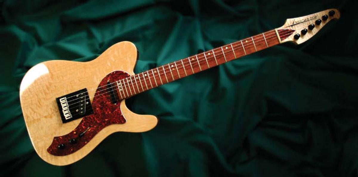 Black Mesa Guitars