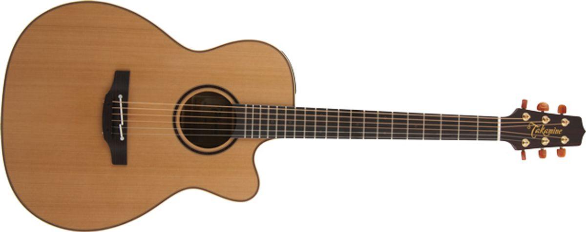 Takamine P3MC Acoustic Guitar Review