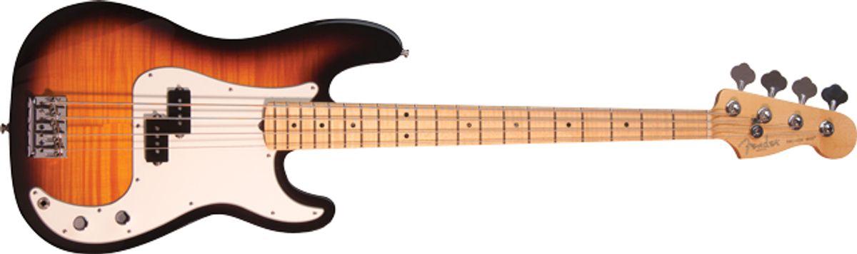 Fender Select Precision Bass Review