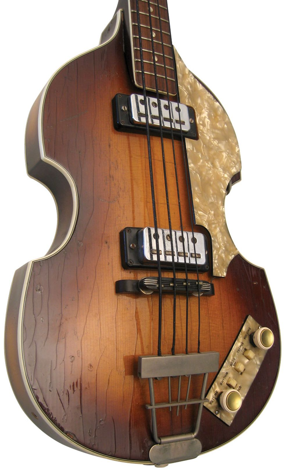 Bass Bench: Oil, Shellac, Nitro, Polyester, and Urethane: What Gives?