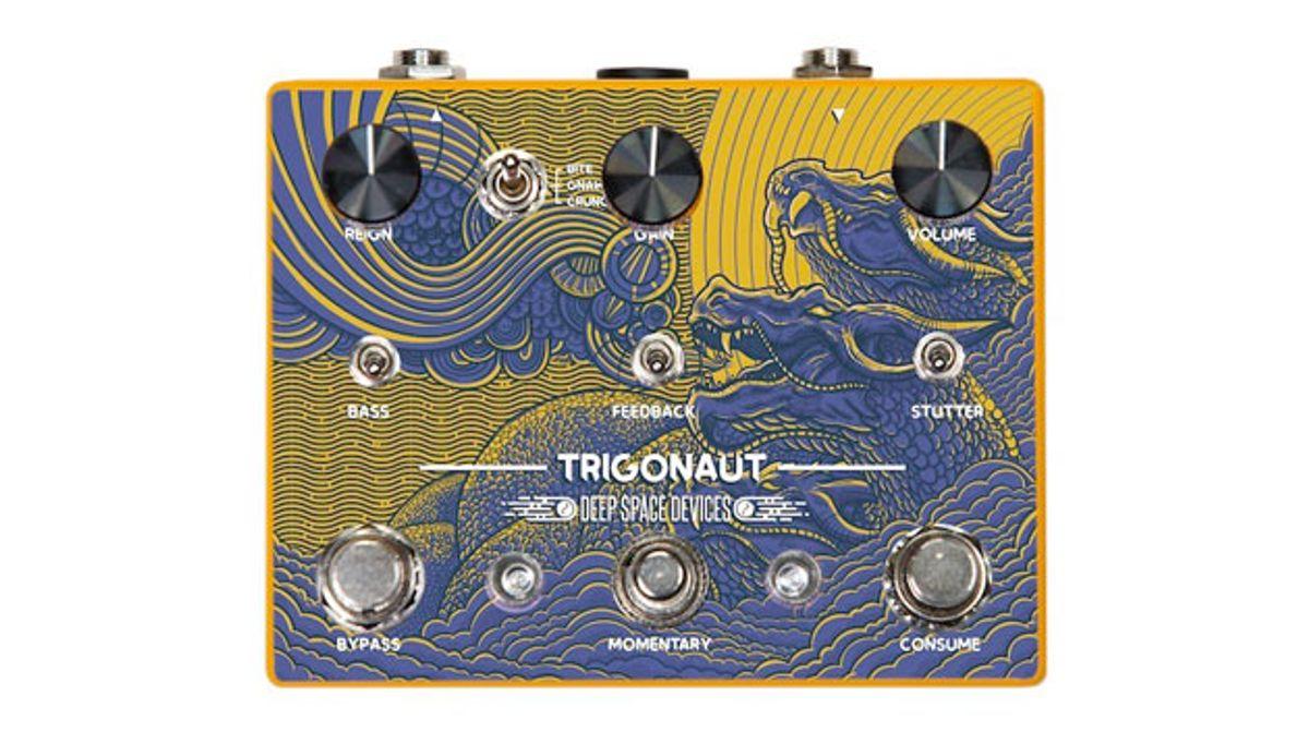 Deep Space Devices Releases the Trigonaut