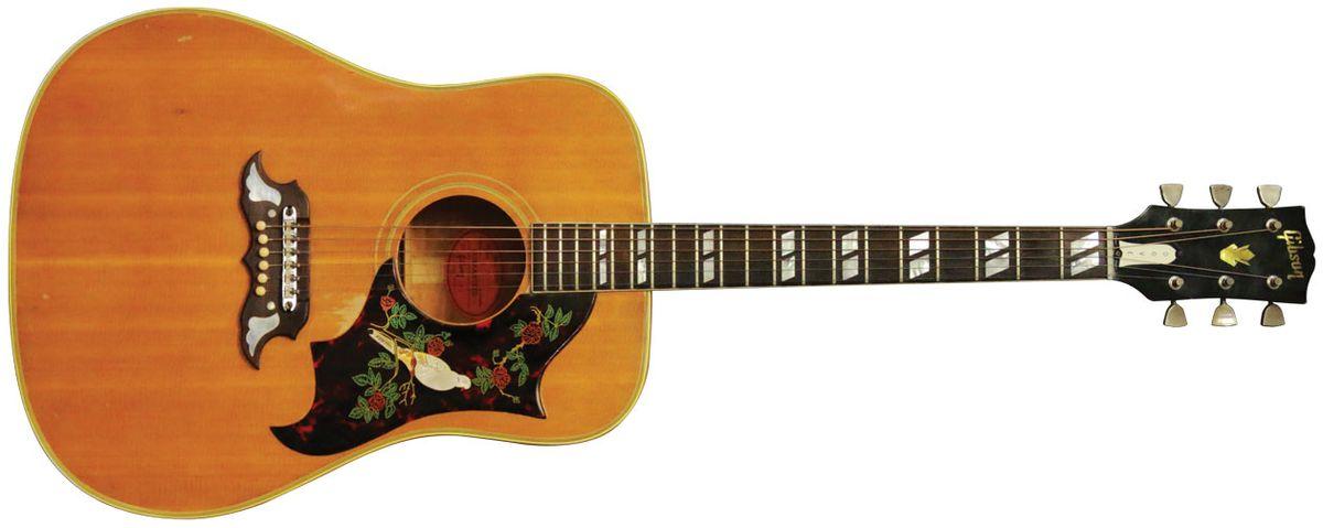 Vintage Vault: 1964 Gibson Dove
