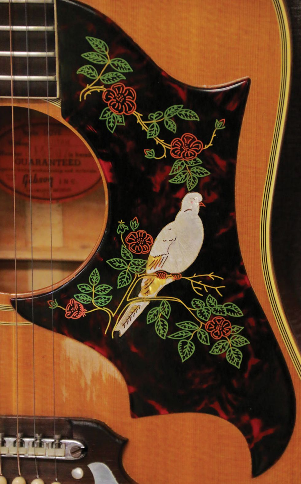 Vintage Vault: 1964 Gibson Dove | Premier Guitar