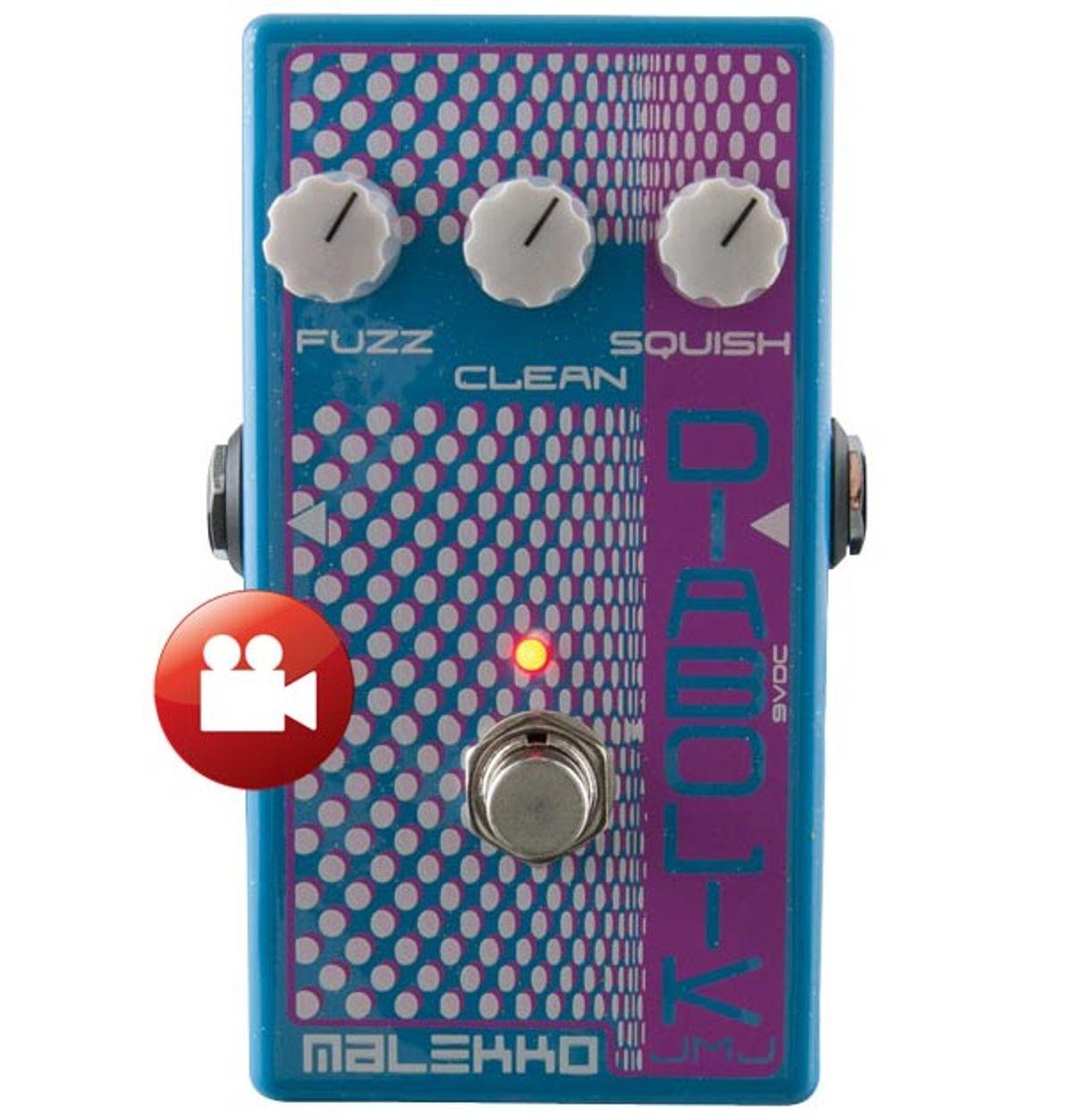 Malekko Diabolik Bass Fuzz Review