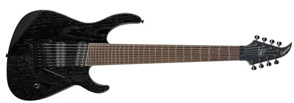 Caparison Guitars Introduces the Apple Horn 8